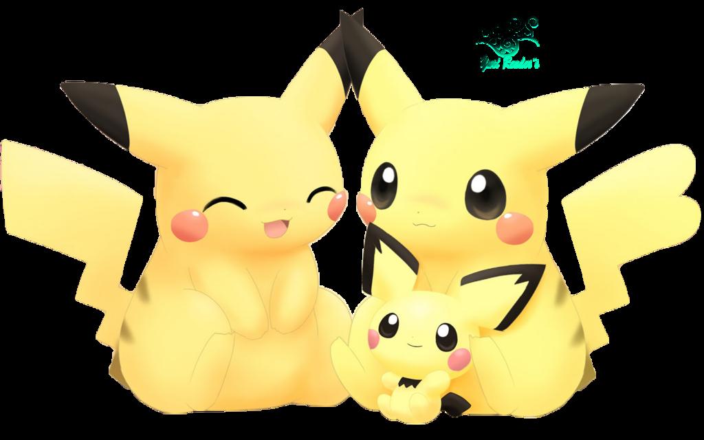 Akimi no yume page 75 - Pokemon famille pikachu ...